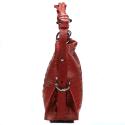 Alternate image 2 for Everyday-Red Nile Crocodile Hornback  By Lanae Exotic Handbags