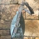 Alternate image 3 for Amanda Grey Nile Crocodile  By Lanae Exotic Handbags