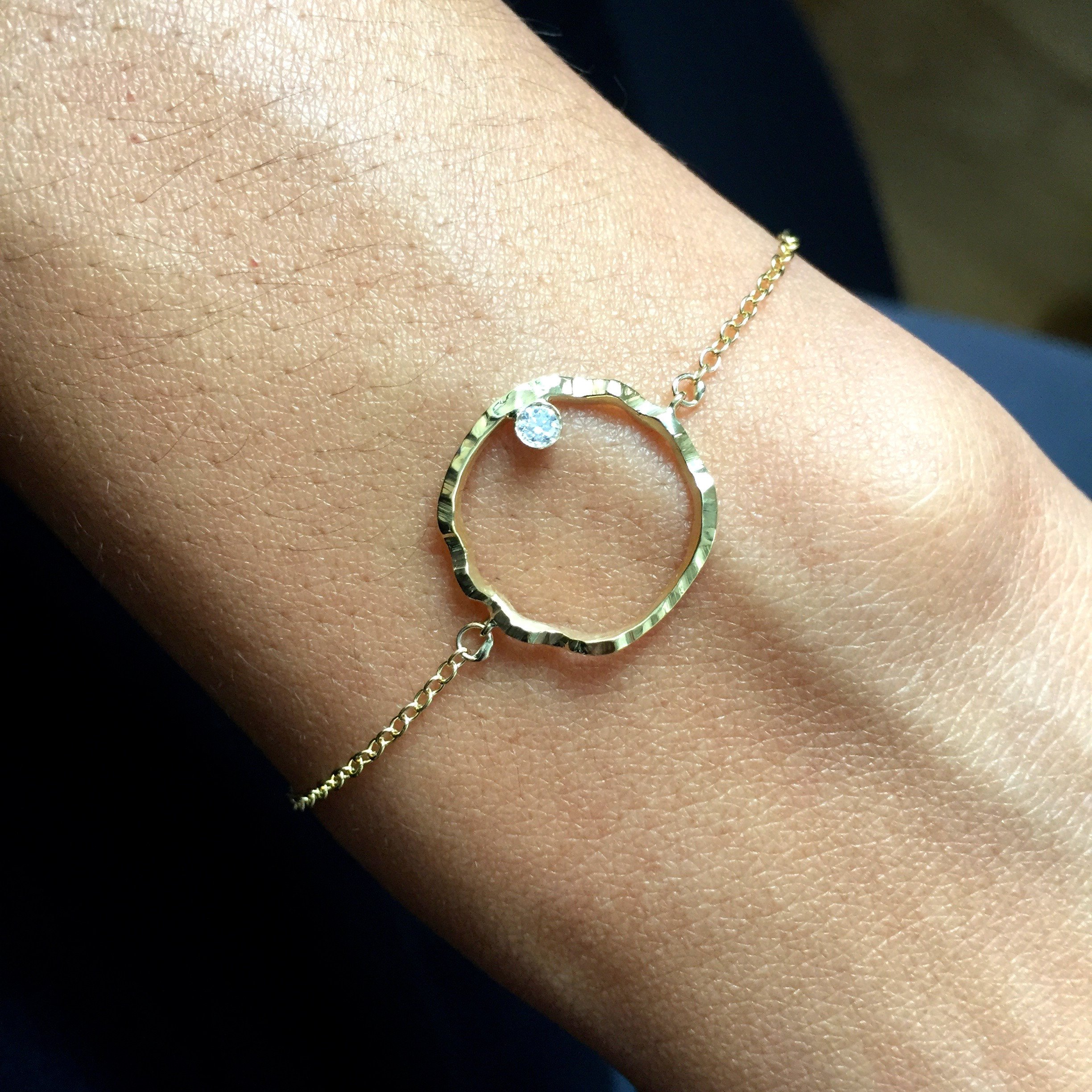 Open Silhouette Bracelet - alternate