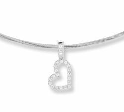Closeup image for View Boulder Opal Necklace By Lauren K