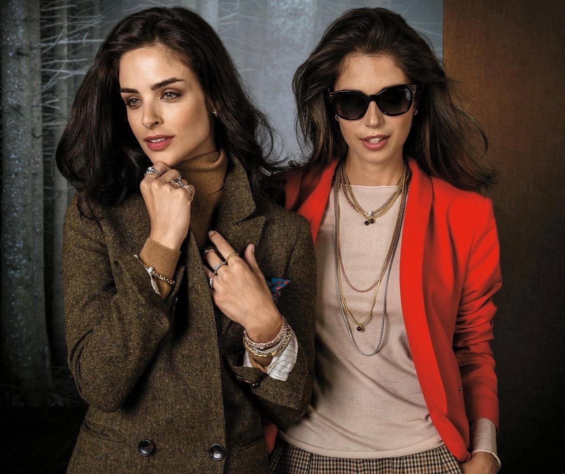 Eka Flex'it Rose Gold Pave Diamond Bracelet  - alternate