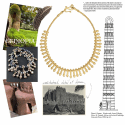 Alternate image 1 for Ethiopian Heritage Necklace By Shompole