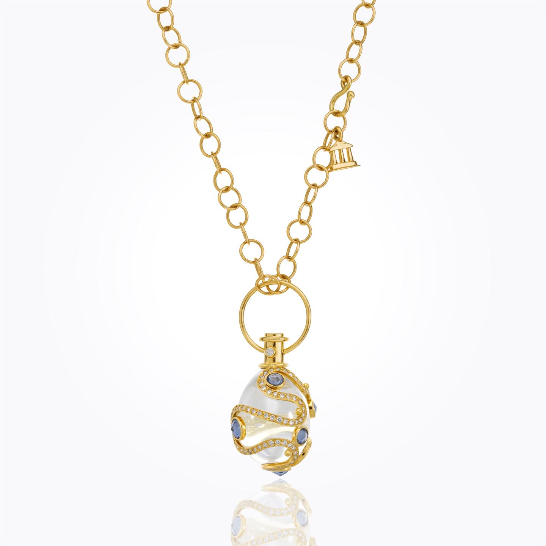 18K Matisse Amulet - alternate