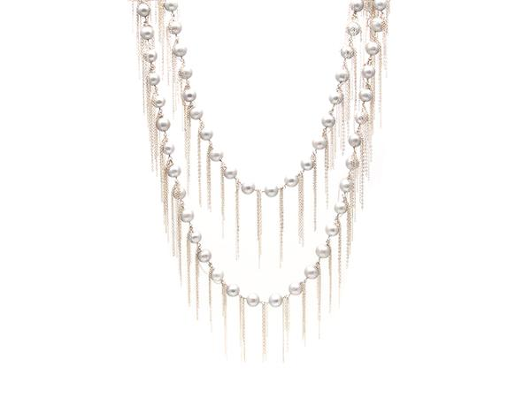 Fringe Necklace - alternate
