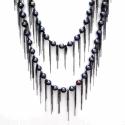 Alternate image 1 for Fringe Necklace -  By Samira 13