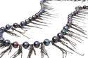 Alternate image 2 for Fringe Necklace -  By Samira 13