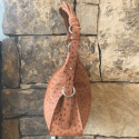 Alternate image 2 for Amanda Camel Ostrich  By Lanae Exotic Handbags