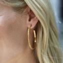 Alternate image 1 for Siena Hoop - Medium By Julie Vos