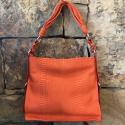 Alternate image 1 for Amanda Mandarin Python By Lanae Exotic Handbags