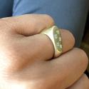Alternate image 1 for 'Constellation' Lipstick Ring By Dana Bronfman