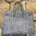 Alternate image 1 for Grey Waterbuffalo  By Leather Consignment