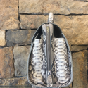 Alternate image 1 for Natural Python Laptop Bag By Leather Consignment