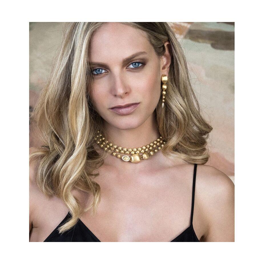 Ivy Diamond Drop Earrings