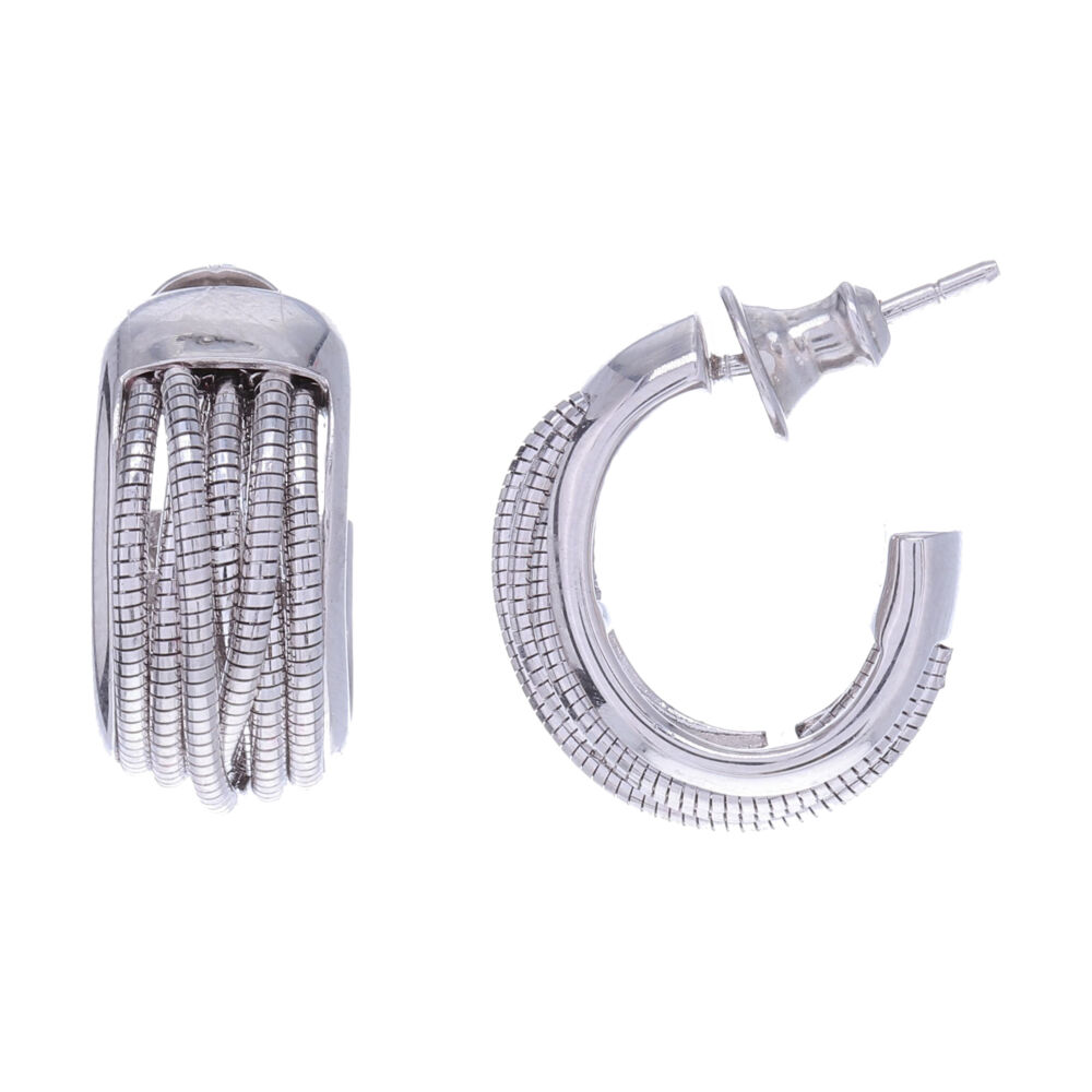 Small Huggie Earring