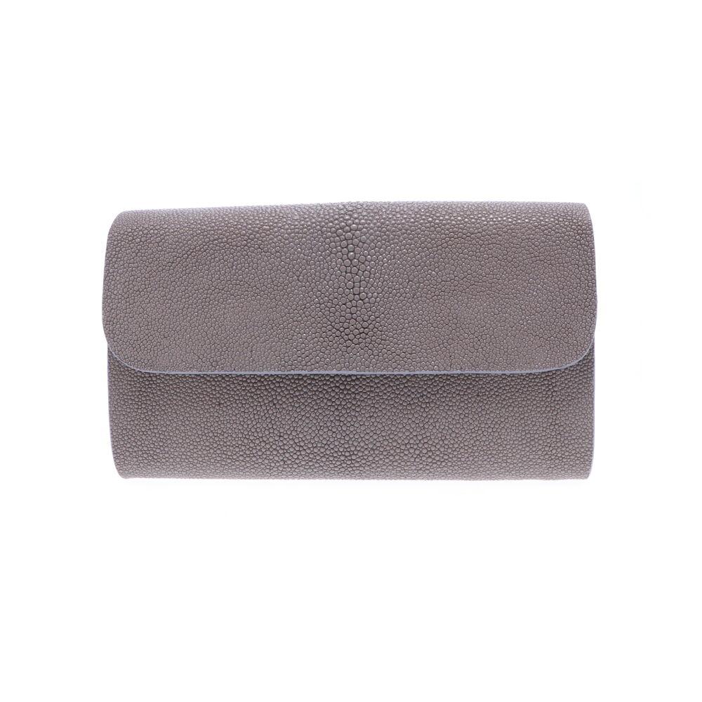 Grey Stingray Chain Bag