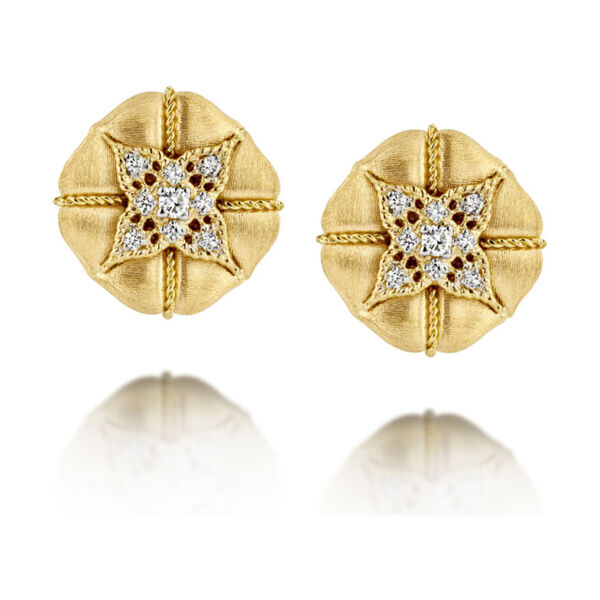 Closeup photo of Amarcord Earrings