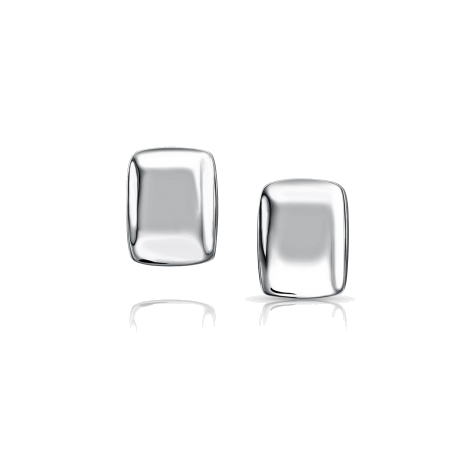 Closeup photo of Small Clip Earrings