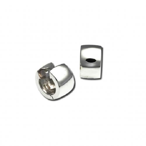 Small Snap Hoop Earrings