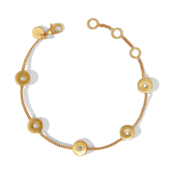 Closeup photo of Poppy Delicate Bracelet