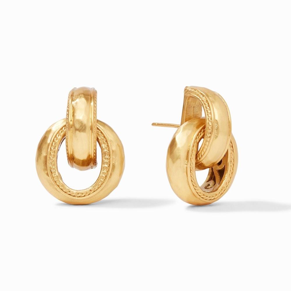 Image 2 for Cassis Doorknocker Earring