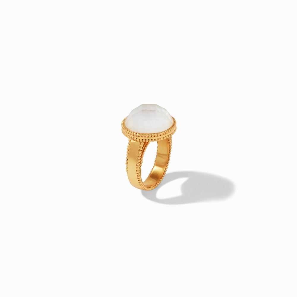 Fleur-de-Lis Ring