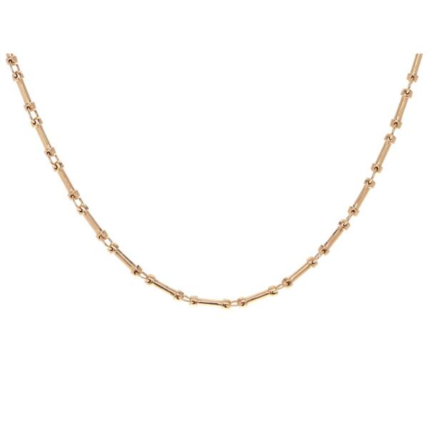 Closeup photo of Horse Bit Necklace