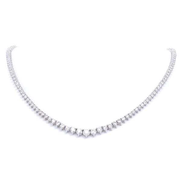 Closeup photo of 14k Riviera Necklace