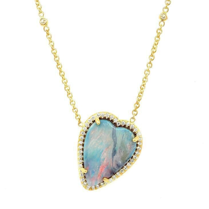 Boulder Opal Layla Necklace