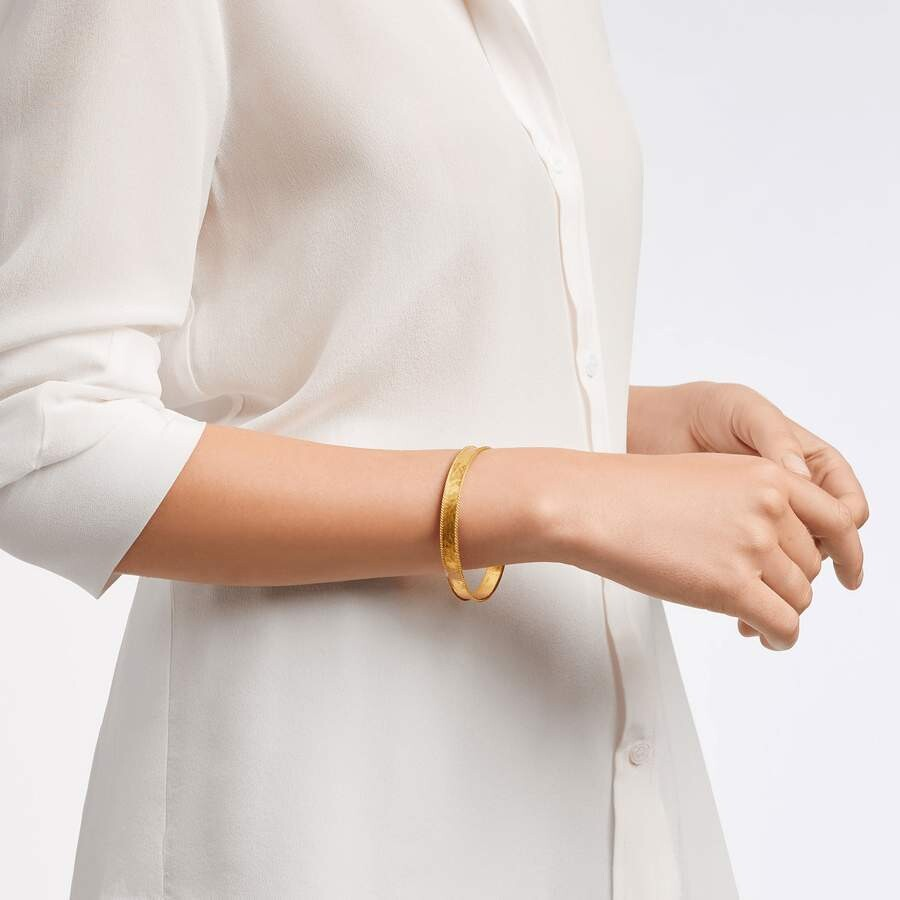 Savoy Gold Bangle