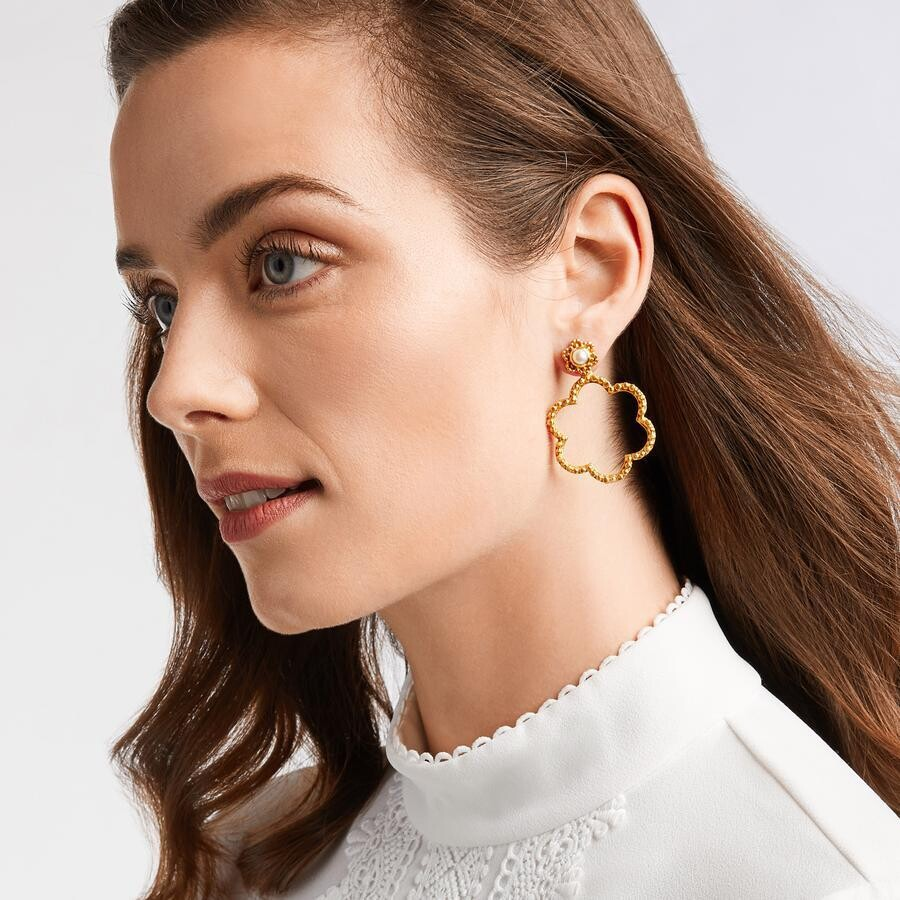 Colette Statement Earring