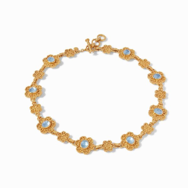 Closeup photo of Colette Statement Necklace