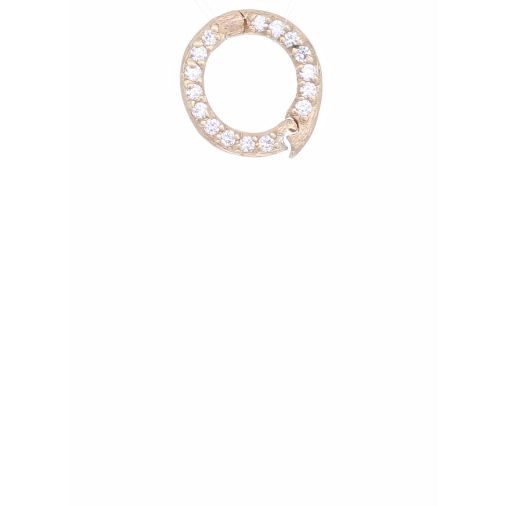 18k Small Diamond Bale