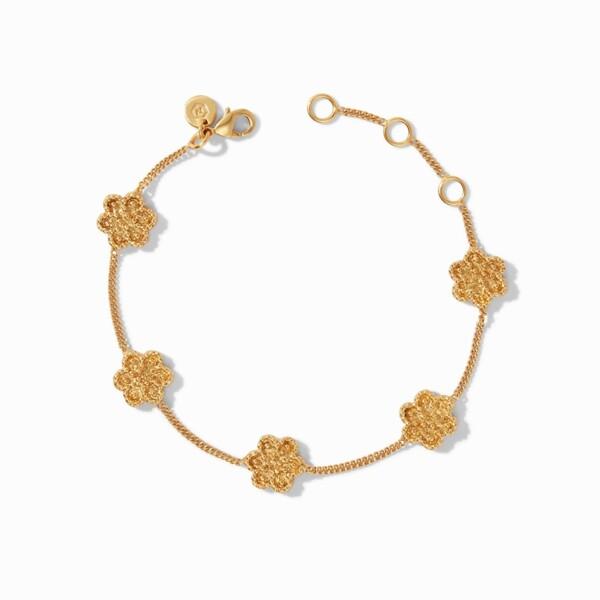 Closeup photo of Colette Delicate Bracelet