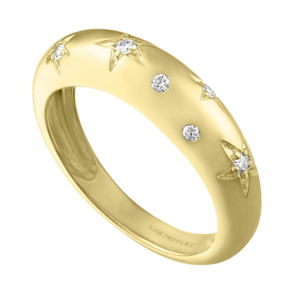 Small Celeste Ring