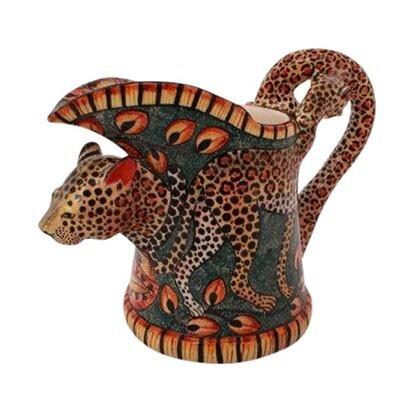Leopard Jug No Color No Size