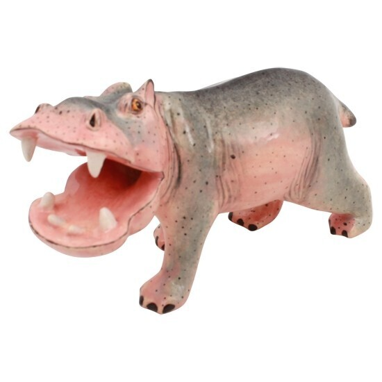 Hippo Sculpture No Color No Size