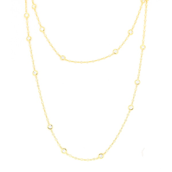 """Closeup photo of 35.5"""" DBTY Necklace"""