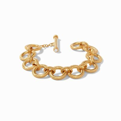 Collection: Old World Style #: 12479 Description: Sueno 18k yellow gold skinny crivelli cuff bracelet.