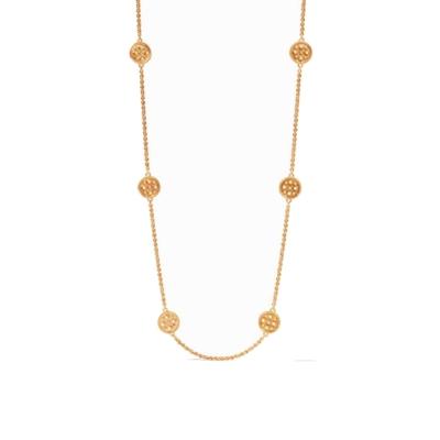 "Collection: Old World Style #: 12602 Description: Sueno 18k yellow gold 7.5"" small electroform nugget bracelet with white diamond crivelli."