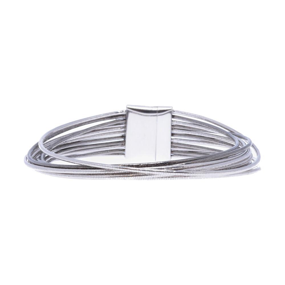 Thin Clasp Bracelet